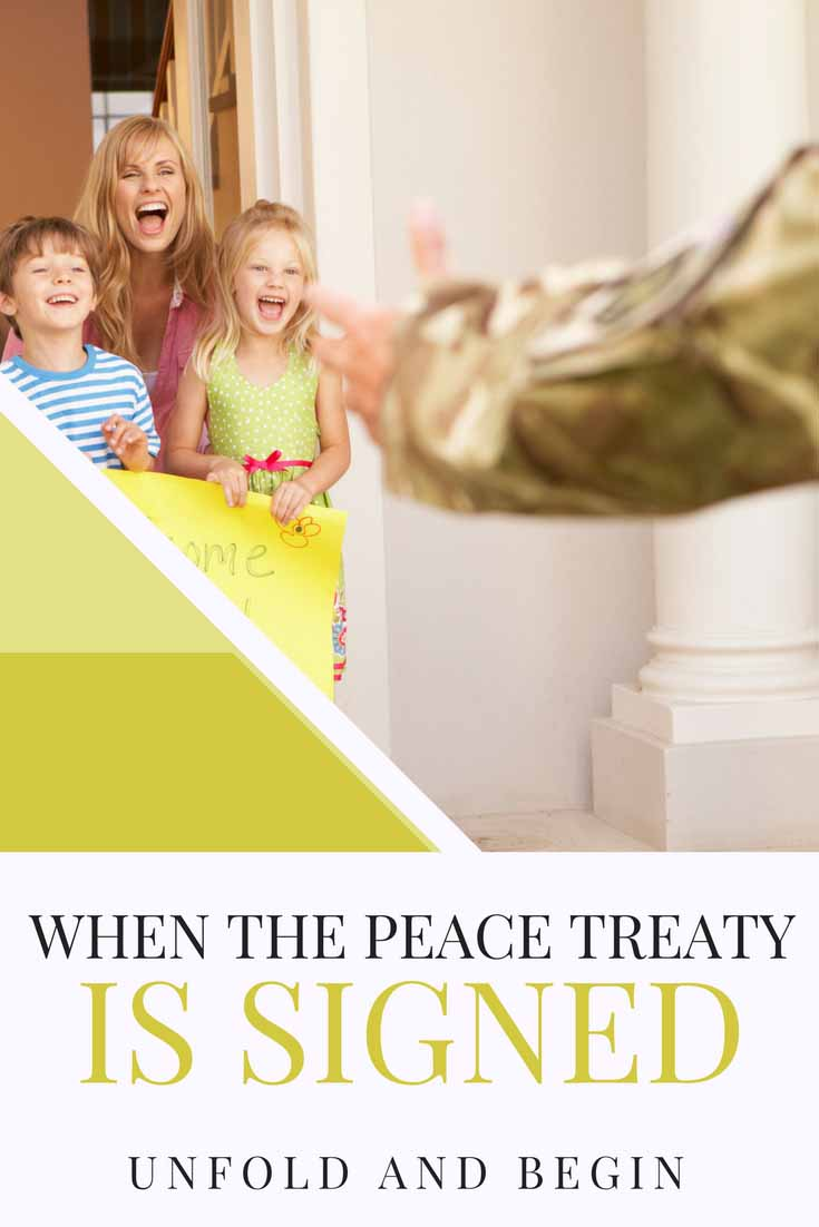 When The Peace Treaty Is Signed our Vets still need help. Here are resources for spouses and family members of Vets with PTSD. UnfoldAndBegin.com