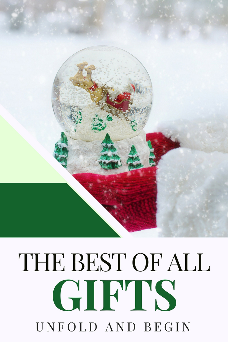 The best of all gifts are these Wednesday Whoa quotes to help you stay in the Christmas spirit for our on UnfoldAndBegin.com