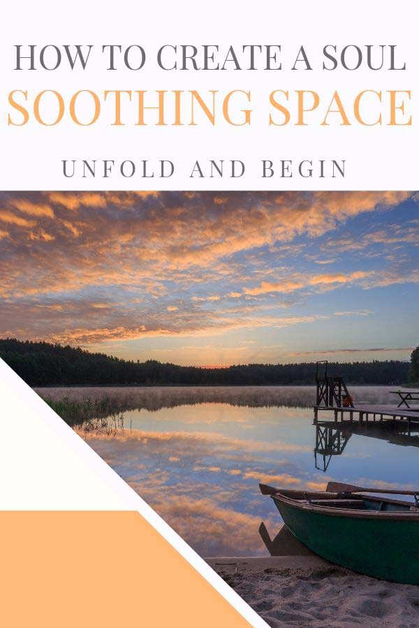 July 2019 soul soothing space calendar