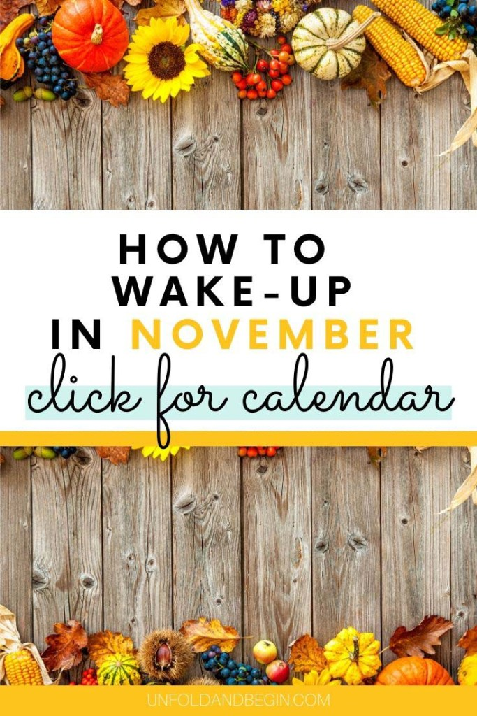 Take a look at all the things you enjoy and that give you joy and figure out how to add that new passion into your life. It's not about changing careers but about enhancing your life. #extremeselfcare #NovemberCalendar #inspiration #passion