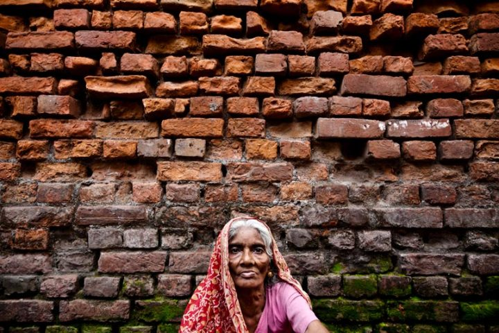 Retrato en India - Fotografía de viajes - Calcuta