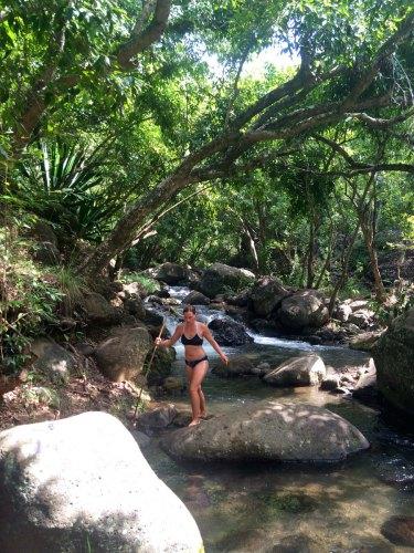 hawaii jungle hike