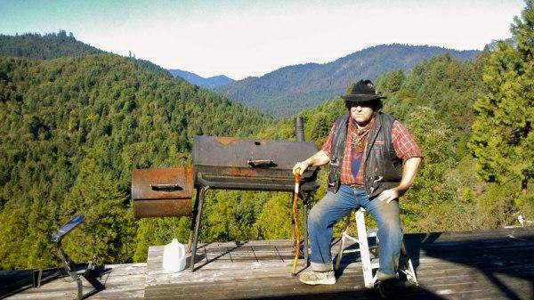 mountain man dad