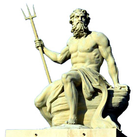 grekisk mytologi gudar