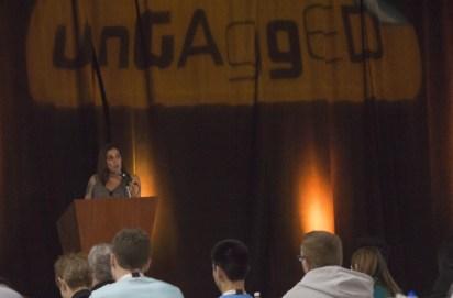 Speaker Rae Hoffman