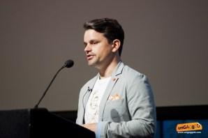 Speaker Marcus Tandler