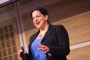 Speaker Judith Lewis