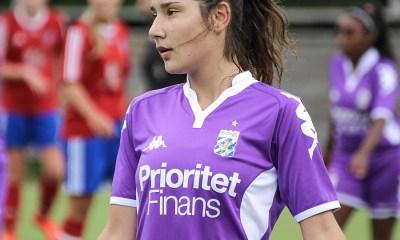 """Onsdagsintervjun  Sara Dusi """"Att vara en del av Blåvitt innebär inte bara  att vara en fotbollsspelare i ett lag utan så mycket mer"""" 732c3ffe819ce"""