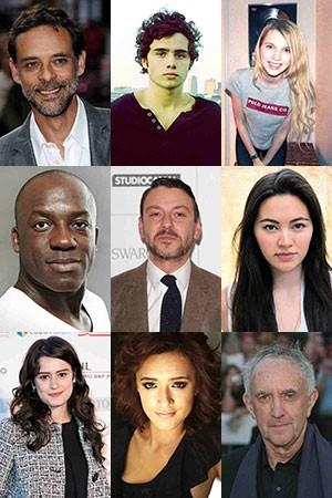 New Cast Members for Season 5! :)
