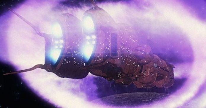 Robotech ship