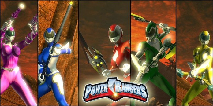 """Awesome hero customization makes almost any look possible. Imagine going to the Watchtower saying something like """"Hello, Justice League. We are the Power Rangers."""""""