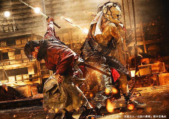 rurouni Kenshin the legend ends