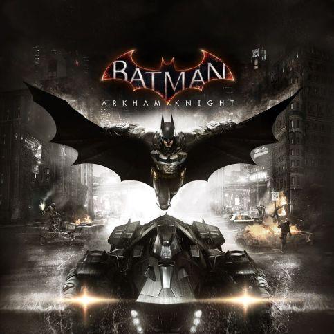 Cover Art to Batman: Arkham Knight.