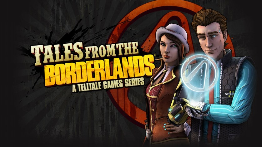 Tales from the Borderlands Poster