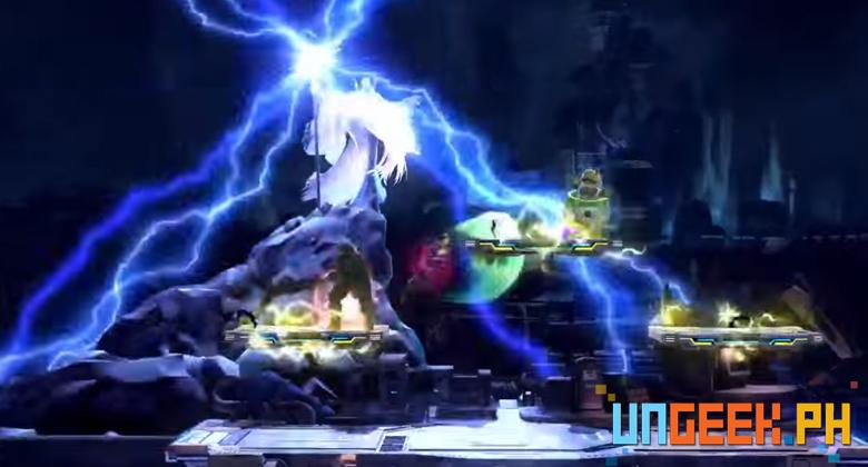 Judgement Bolt!