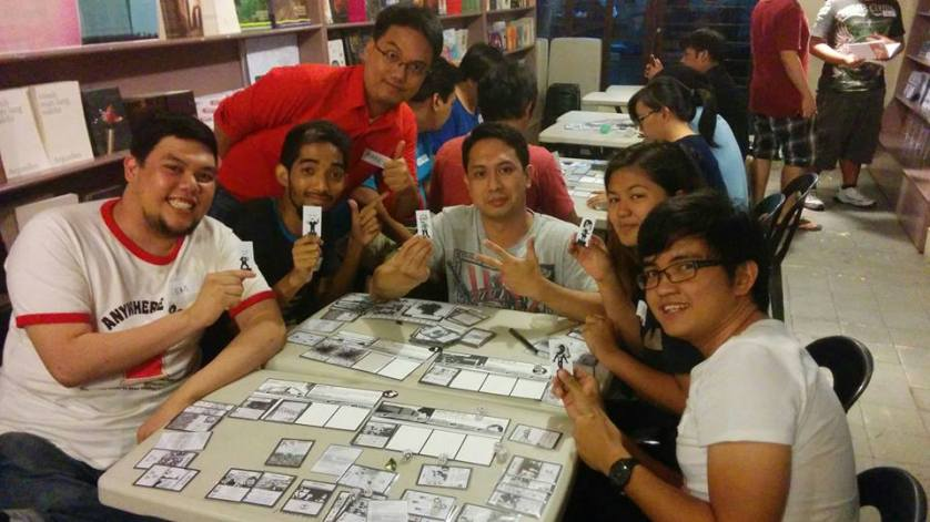 Capping off the Playtest with a GAME WIN!