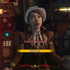 Life Lessons: When in doubt, Sell out! Tales from the Borderlands continues with the crazy!