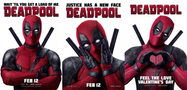 Mind you, Deadpool is no cutesy superhero movie. It' class=