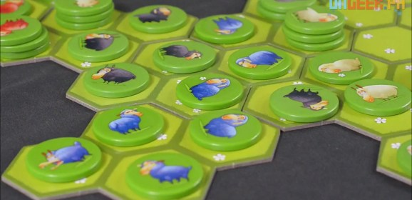 Battle Sheep is an Absolutely Flocking Fun Boardgame!