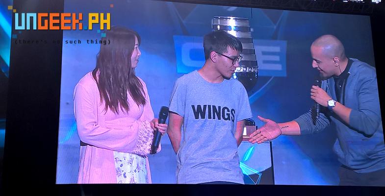 Wings Win