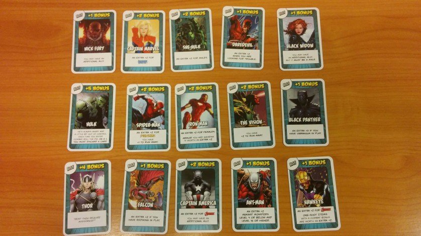 Ally Treasure Cards
