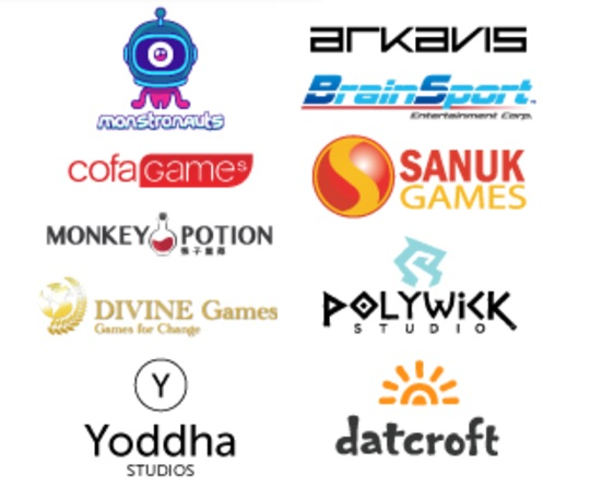 Some of the developers you can meet at the event!
