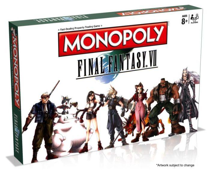 Monopoly FF7