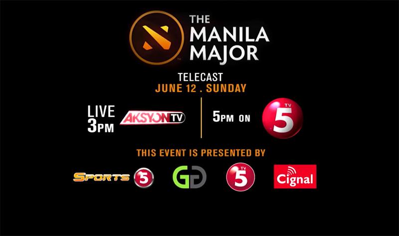 TV5 Finals Schedule