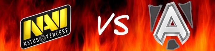 d2Navi vs Alliance