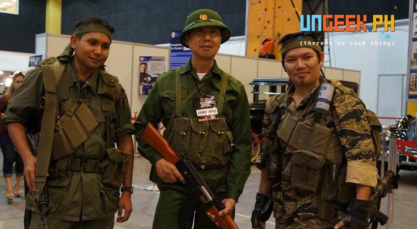 Army Cosplay