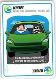 Reverse Card