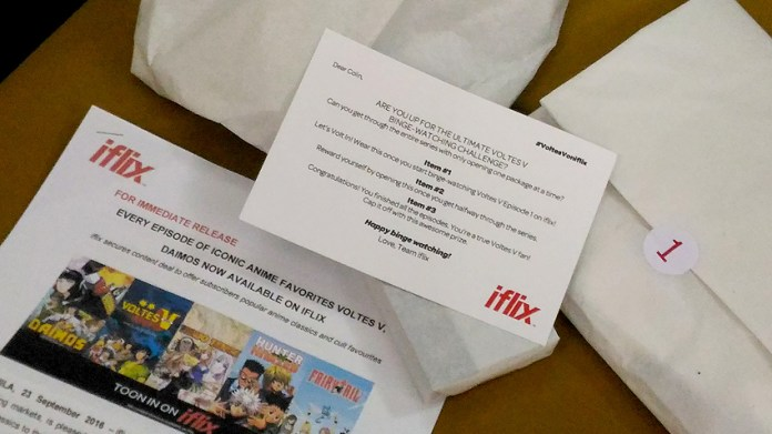 iflix-care-package