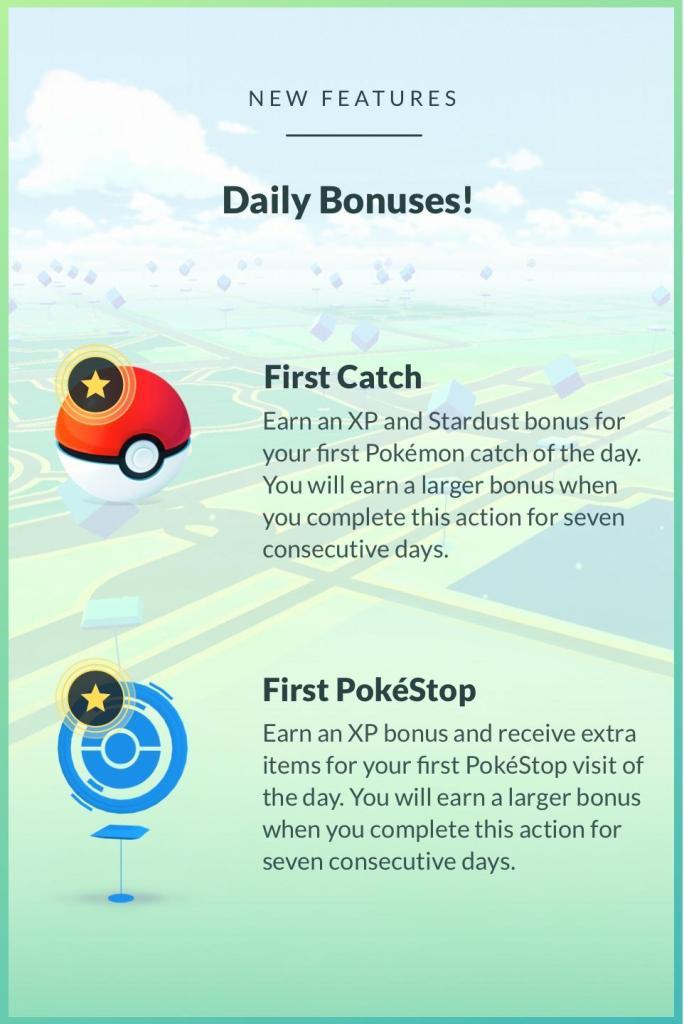 Daily Bonuses