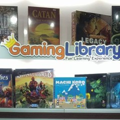 300+ Boardgames are now on Sale at Gaming Library! | Black Friday Deals
