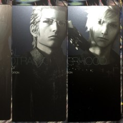 Final Fantasy XV is here and the Ultimate Collector's Edition is what dreams are made of!