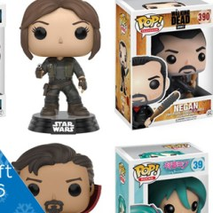 The UnGeek Christmas Gift Guide to Toys and other Collectibles