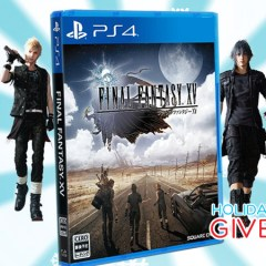 Win the UnGeek Final Fantasy XV Pack! | UG Giveaway Day 8