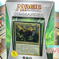 Win a Magic: The Gathering 'Nature of the Beast' Commander Deck!  | UG Giveaway Day 2