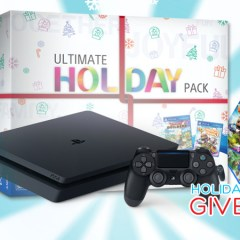 Win the PlayStation Ultimate Holiday Pack! | UG Giveaway GRAND PRIZE