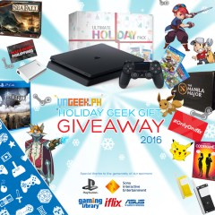 FAQs for the Ungeek Holiday Geek Gift Giveaway