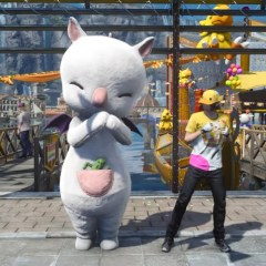 Kupo! Kweh! The Final Fantasy XV Moogle Chocobo Festival Limited-Time Event Is Coming!