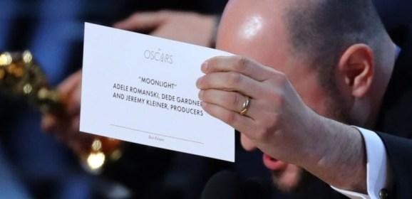 The Great Oscar Hullabaloo! The 89th Academy Awards just did a Steve Harvey.