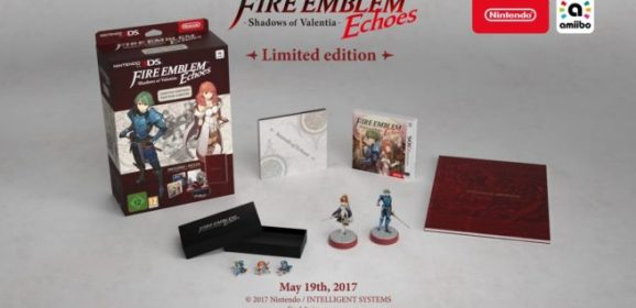 The 3DS Remake of Fire Emblem Echoes: Shadows of Valentia Will Have a Special Edition