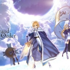 There's a Fate/Grand Order Smartphone Game Coming This June