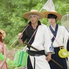 Live Action Gintama Web-Series To Follow One Day After the Movie