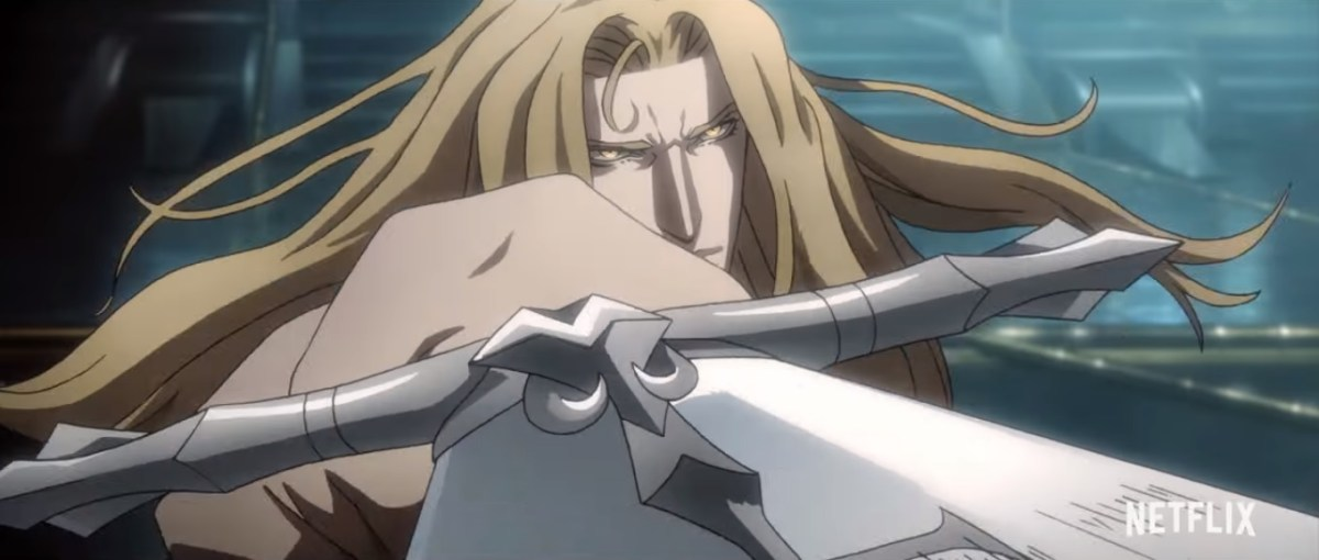 First Trailer for Netflix's Castlevania Released!