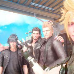 Final Fantasy XV is 42% off on Amazon!