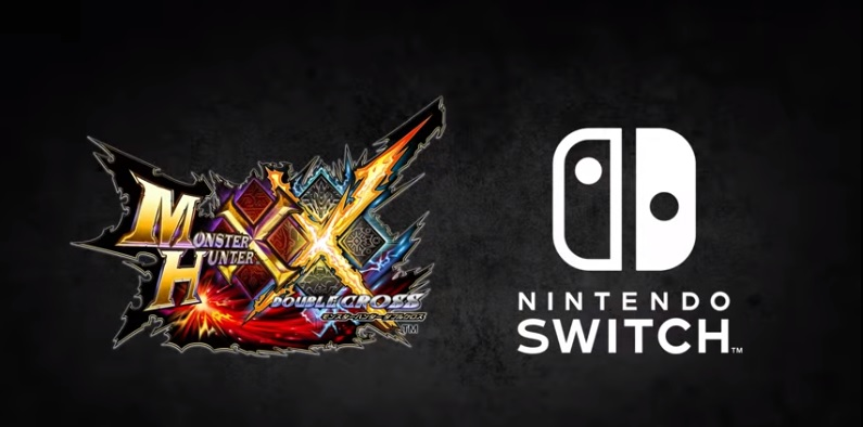Take a Look at the First Trailer for Monster Hunter XX For the Nintendo Switch!