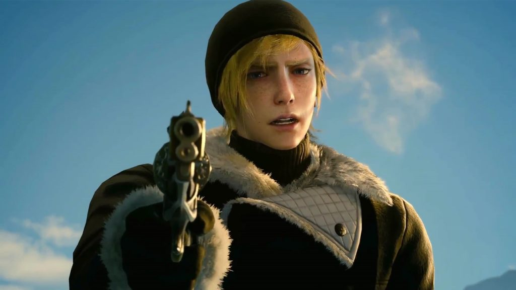 Final Fantasy XV Episode Prompto Hits June 27