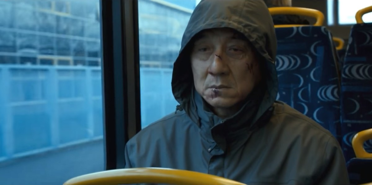'The Foreigner' brings you a Dark Side of Jackie Chan and it looks FANTASTIC!